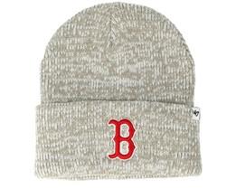 Boston Red Sox Brain Freeze Gray Cuff - 47 Brand
