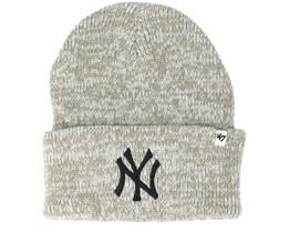 New York Yankees  Brain Freeze Gray Cuff - 47 Brand