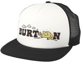 I-80 Stout White Trucker - Burton