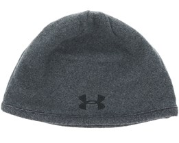 Survivor Fleece Dark Grey Beanie - Under Armour