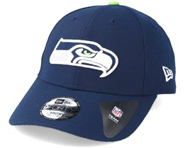 Kids Seattle Seahawks The League Jr Navy Adjustable - New Era