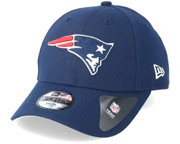 Kids New England Patriots The League Youth Navy Adjustable - New Era