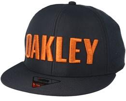 Pref Black/Umber Snapback - Oakley