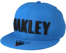 Pref California Blue Snapback - Oakley