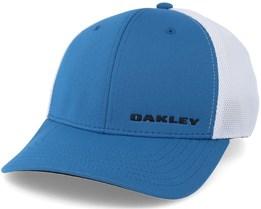 Silicon Bark Trucker 4.0 Blue Flexfit - Oakley