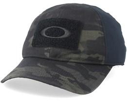 SI Cotton Black Camo Flexfit - Oakley