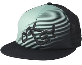 Novelty Logo Artic Surf/Black Trucker - Oakley