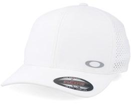 Aero Performance White Flexfit - Oakley