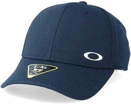 Silicon Ellipse Navy Blue Flexfit - Oakley