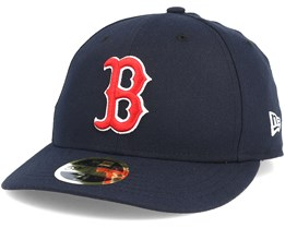 Boston Red Sox Game Authentic Collection Low Profile 59fifty - New Era