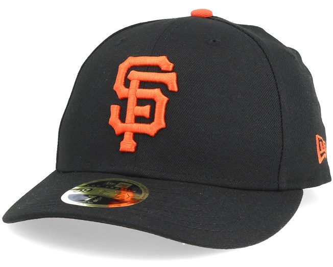 2cf76f9f4e7 San Fransisco Giants Game Authentic Collection Low Profile 59fifty - New Era  caps - Hatstore.dk