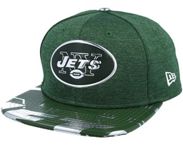 New York Jets Draft 2017 9Fifty Green Snapback - New Era