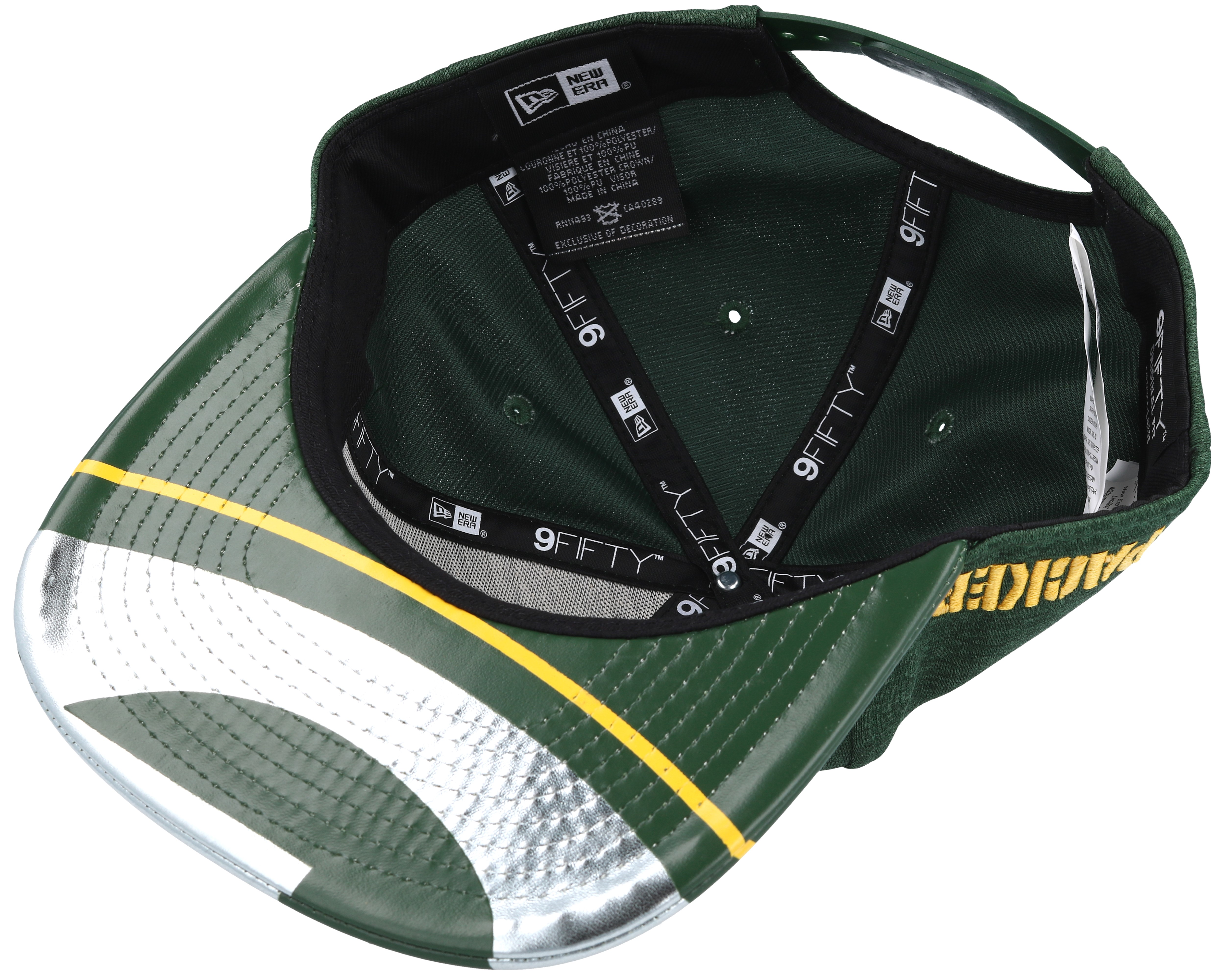 9b0e36a2 sweden green bay packers sun hat e4f06 6108a