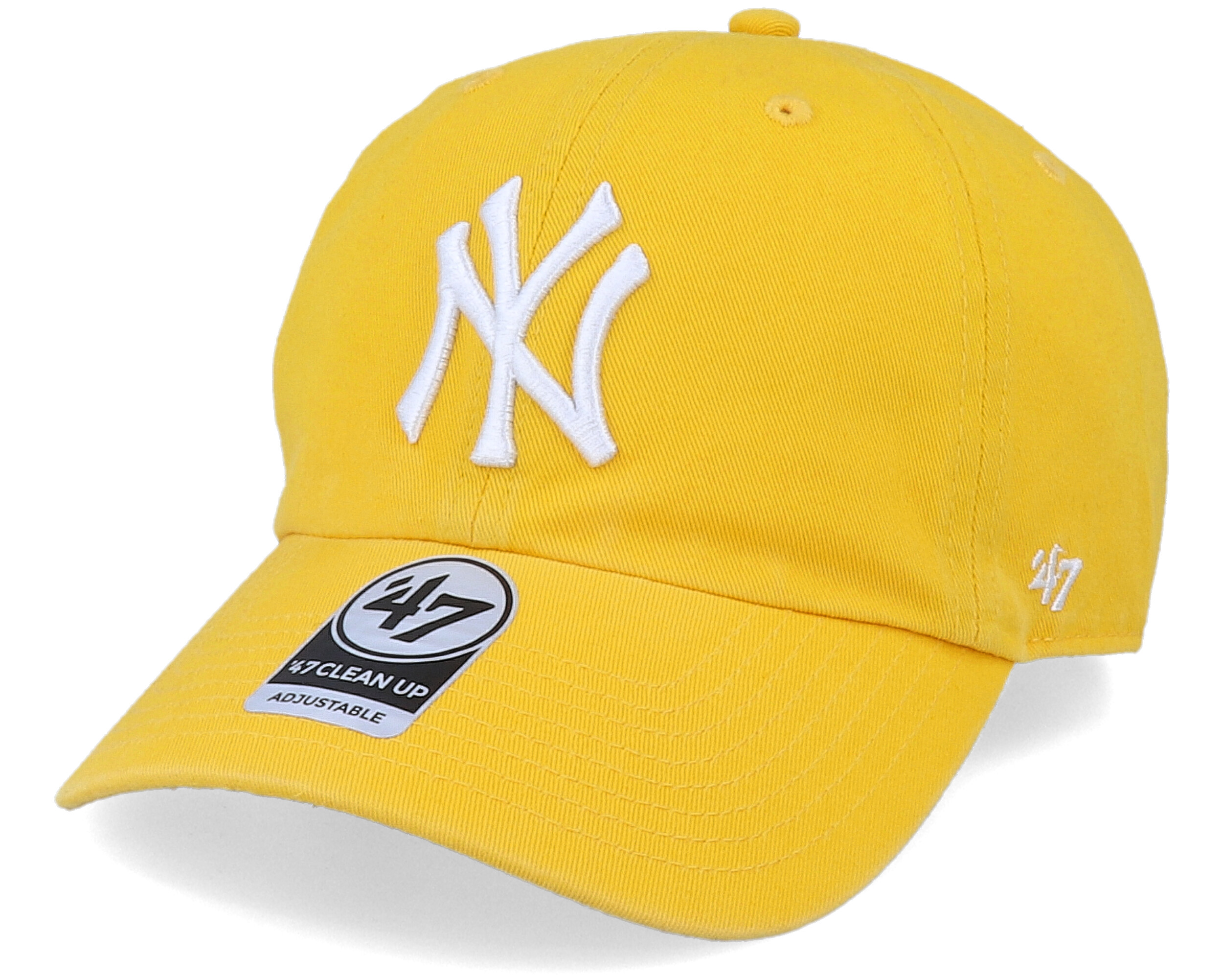 63128e31b4079 ... where can i buy new york yankees clean up yellow adjustable 47 brand  caps 4b870 d79d8