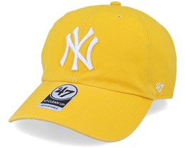 New York Yankees Clean Up Yellow Adjustable - 47 Brand