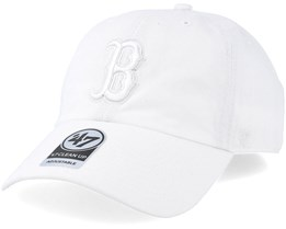 Boston Red Sox Clean Up White Adjustable - 47 Brand