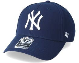 New York Yankees Mvp Light Navy Adjustable - 47 Brand