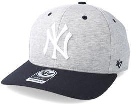 New York Yankees Outpost 47 Mvp Grey Adjustable - 47 Brand
