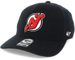 New Jersey Devils Contender Black Flexfit - 47 Brand