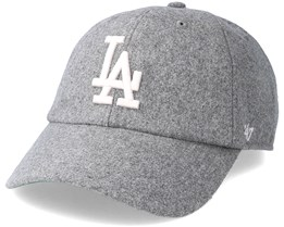 Los Angeles Dodgers Brooksby Gray Adjustable - 47 Brand