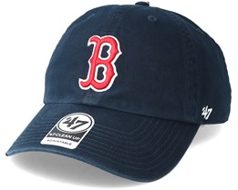Boston Red Sox Rebound Up Navy Adjustable - 47 Brand