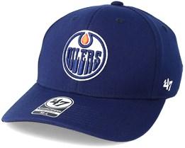 Edmonton Oilers Contender Light Navy Flexfit - 47 Brand