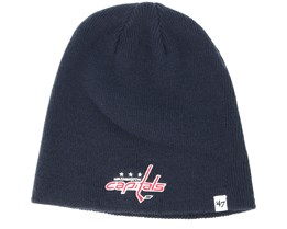 Washington Capitals Navy Beanie - 47 Brand