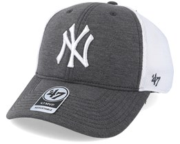 New York Yankees Charcoal Haskell Adjustable - 47 Brand