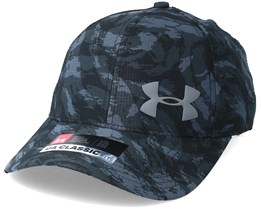 Men´s Airvent Core Black Flexfit - Under Armour