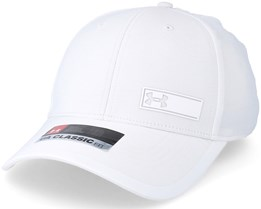 Men´s Tb Train White Flexfit - Under Armour