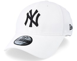 New York Yankees 39Thirty Diamond Essential White Flexfit - New Era