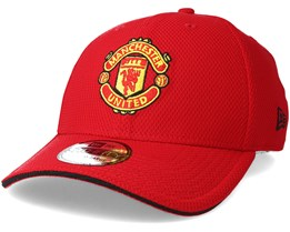 Manchester United Sandwich Red Flexfit - New Era