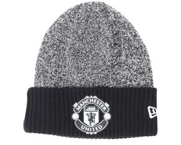 Manchester United Rob Knit Black Cuff - New Era