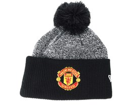 Manchester United Oversized Black Cuff - New Era