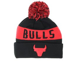 Chicago Bulls Black/Red Pom - New Era