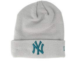 New York Yankees Seasonal Grey Cuff - New Era