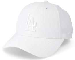 Los Angeles Dodgers Nano Ripstop 940 White Adjustable - New Era