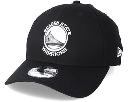 Golden State Warriors Monochrome 3930 Black Flexfit - New Era