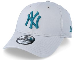 New York Yankees League Essential 39Thirty Grey/Blue Flexfit - New Era