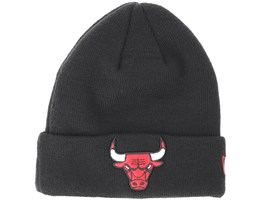 Kids Chicago Bulls Junior Essential Black Cuff - New Era