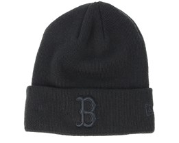 Boston Red Sox Junior Seasonal Black Cuff - New Era