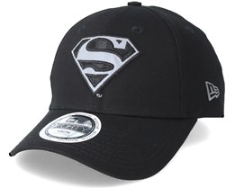 Junior Reflect 940 Superman Black Adjustable - New Era