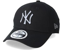 New York Yankees Junior Reflect 940 Black Adjustable - New Era