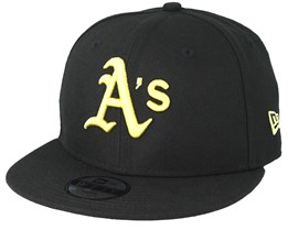Oakland Athletics Jr League Essential 940 Black Snapback - New Era