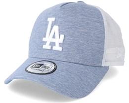 Los Angeles Dodgers Jersey Essential Trucker Blue Adjustable - New Era
