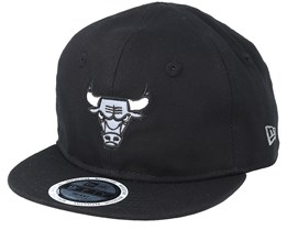 Chicago Bulls Infant Reflect 950 Black Snapback - New Era