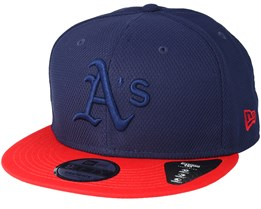 Oakland Athletics Diamond Essential 950 Navy Snapback - New Era