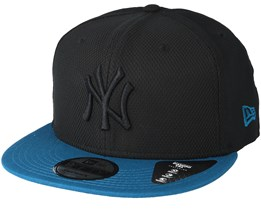 New York Yankees Diamond Essential 950 Black Snapback - New Era