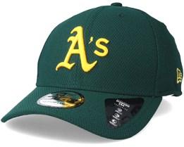 Oakland Athletics Diamond 3930 Green Flexfit - New Era
