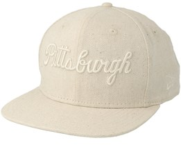 Pittsburgh Pirates Basket 950 Stone Snapback - New Era